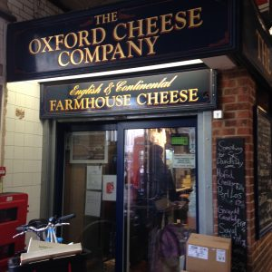 Oxford cheese compagny